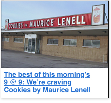Maurice Lenell Cookies WGN TV