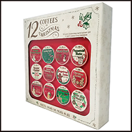 12 Holiday Coffees Side