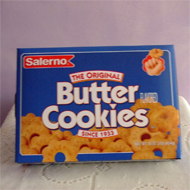 Salerno 16 oz. Butter Cookies