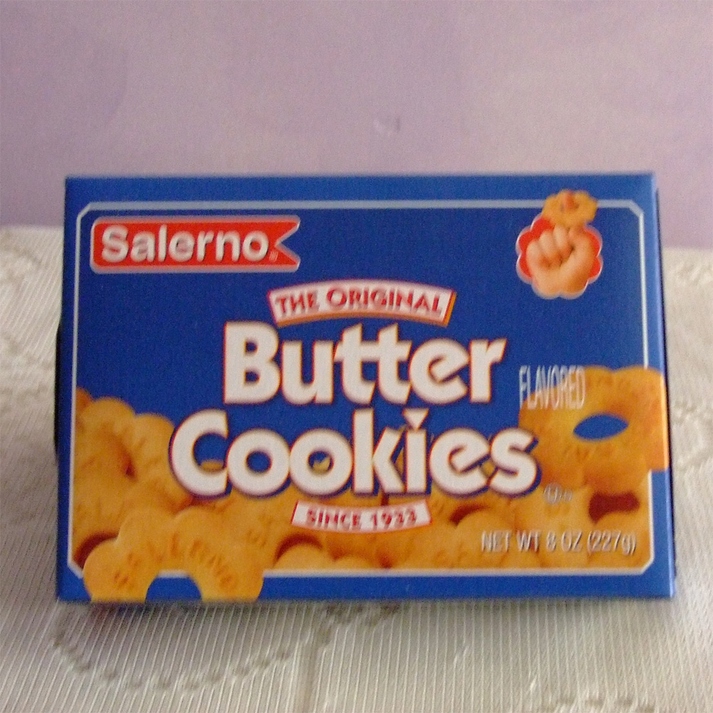 Salerno Butter Cookies - 8 oz.